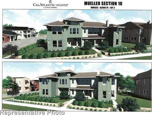 $644,490 - 3Br/3Ba -  for Sale in Mueller House Ii Condominiums, Austin