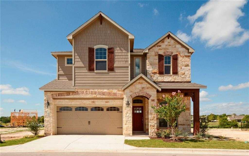 $300,099 - 3Br/3Ba -  for Sale in The Peninsula At Plum Creek, Kyle