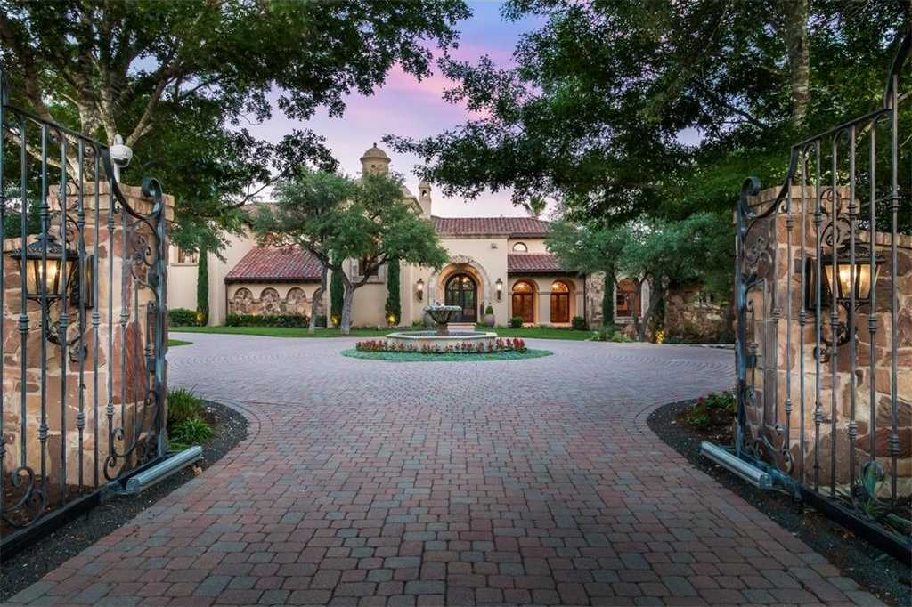 $5,500,000 - 5Br/6Ba -  for Sale in Barton Creek Sec M, Austin