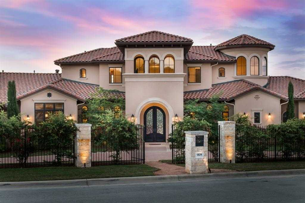 $2,975,000 - 5Br/7Ba -  for Sale in Seven Oaks Sec 05, Austin