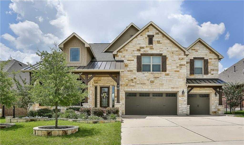 $469,900 - 4Br/4Ba -  for Sale in Teravista Sec 17a, Round Rock