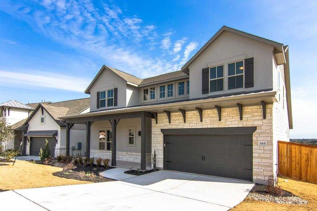 $529,990 - 5Br/4Ba -  for Sale in Headwaters, Dripping Springs