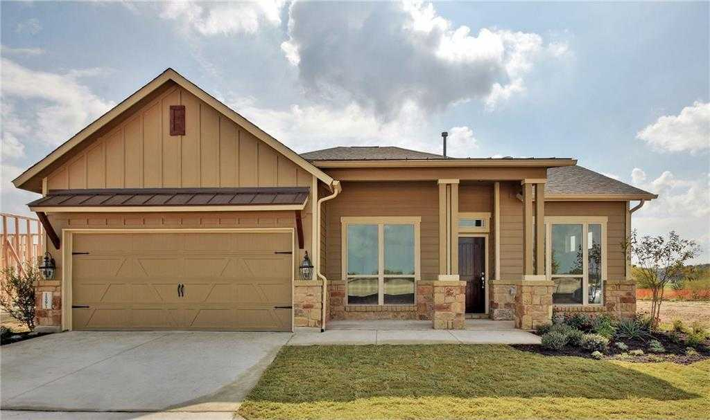 $293,349 - 3Br/2Ba -  for Sale in The Peninsula At Plum Creek, Kyle