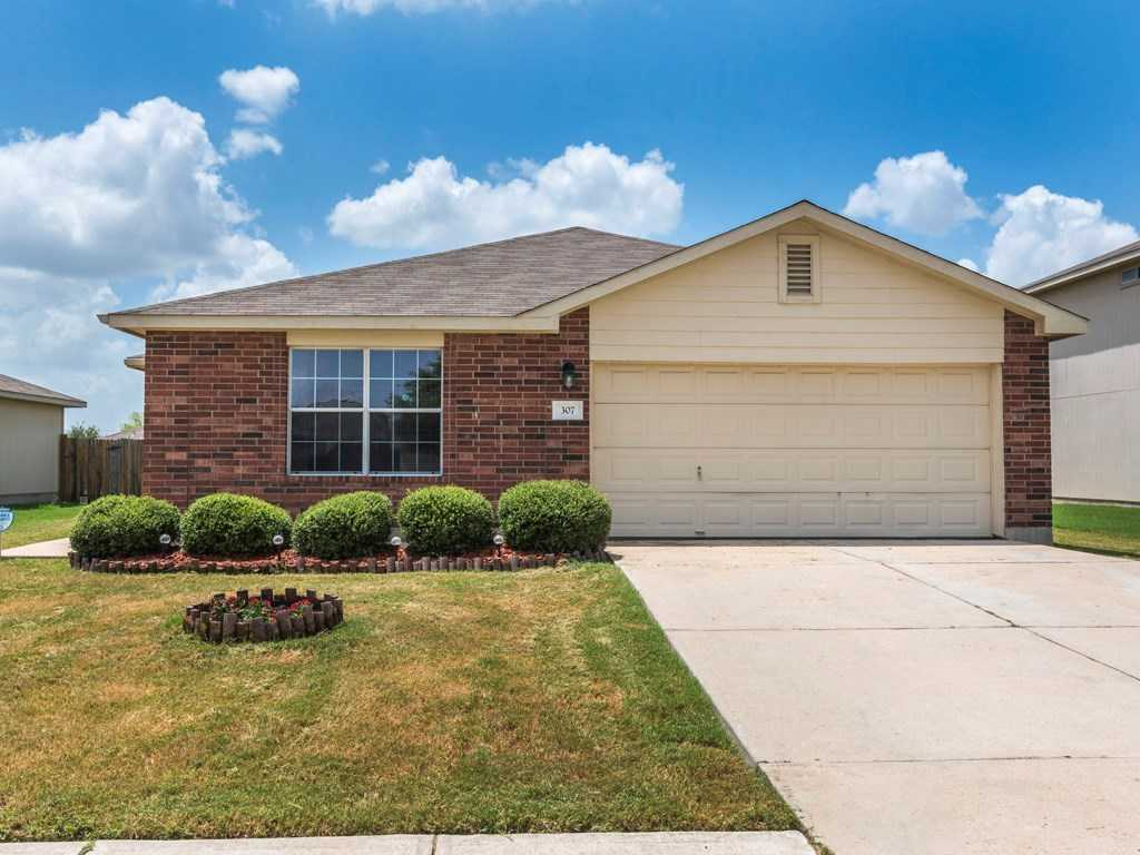 $189,900 - 4Br/2Ba -  for Sale in Sec Hutto Parke 06, Hutto