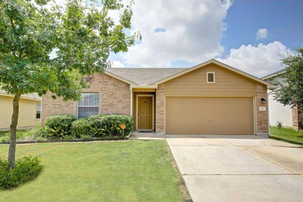 $189,900 - 3Br/2Ba -  for Sale in Sec Hutto Parke 06, Hutto