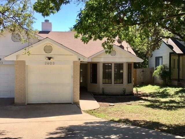 $199,900 - 2Br/2Ba -  for Sale in Tanglewood Forest Sec 02 Ph B, Austin
