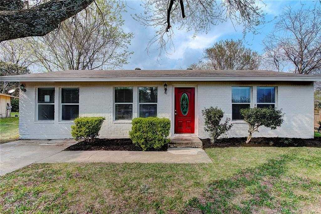 $321,500 - 4Br/2Ba -  for Sale in Craigwood Sec 02, Austin