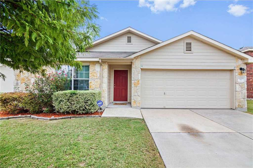 $185,000 - 3Br/2Ba -  for Sale in Sec Hutto Parke 06, Hutto