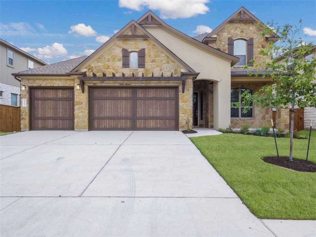 $592,160 - 5Br/4Ba -  for Sale in Overlook 65's At The Ranch At Brushy Creek, Cedar Park