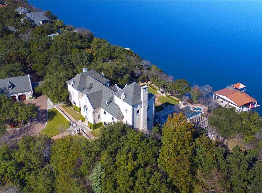 $8,900,000 - 4Br/7Ba -  for Sale in Commanders Point Estates+, Austin