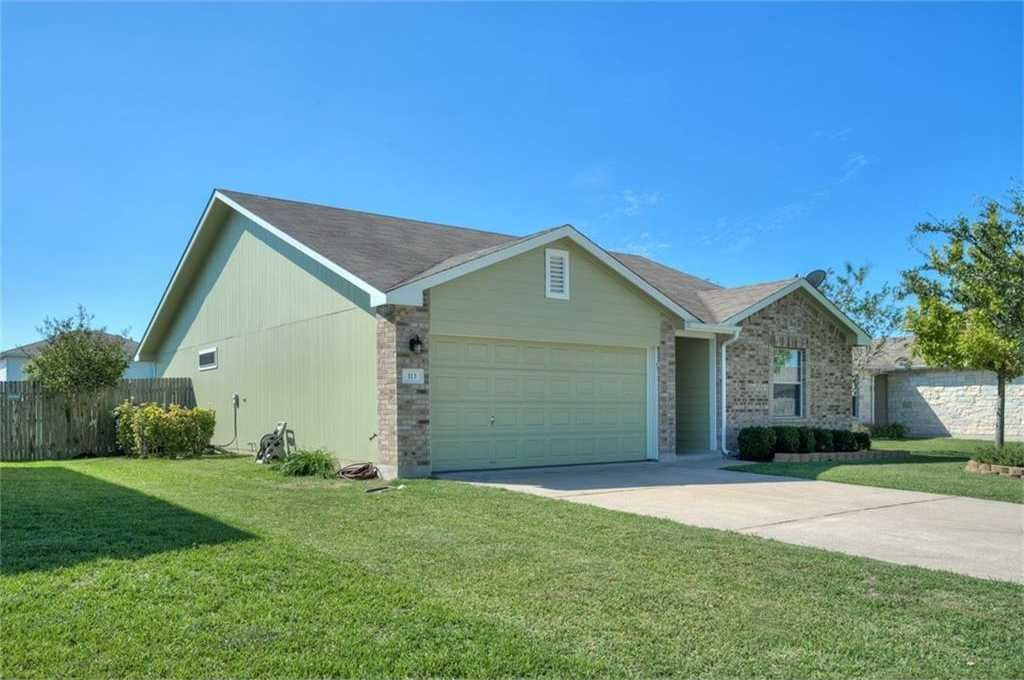 $189,900 - 3Br/2Ba -  for Sale in Sec Hutto Parke 03, Hutto