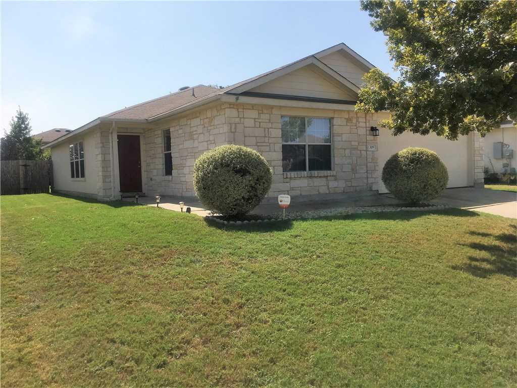 $205,000 - 4Br/2Ba -  for Sale in Sec Hutto Parke 06, Hutto