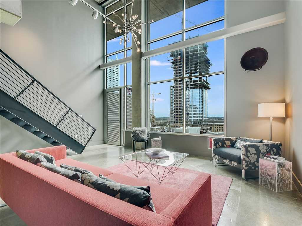 $1,200,000 - 2Br/2Ba -  for Sale in Austin City Lofts Amd, Austin