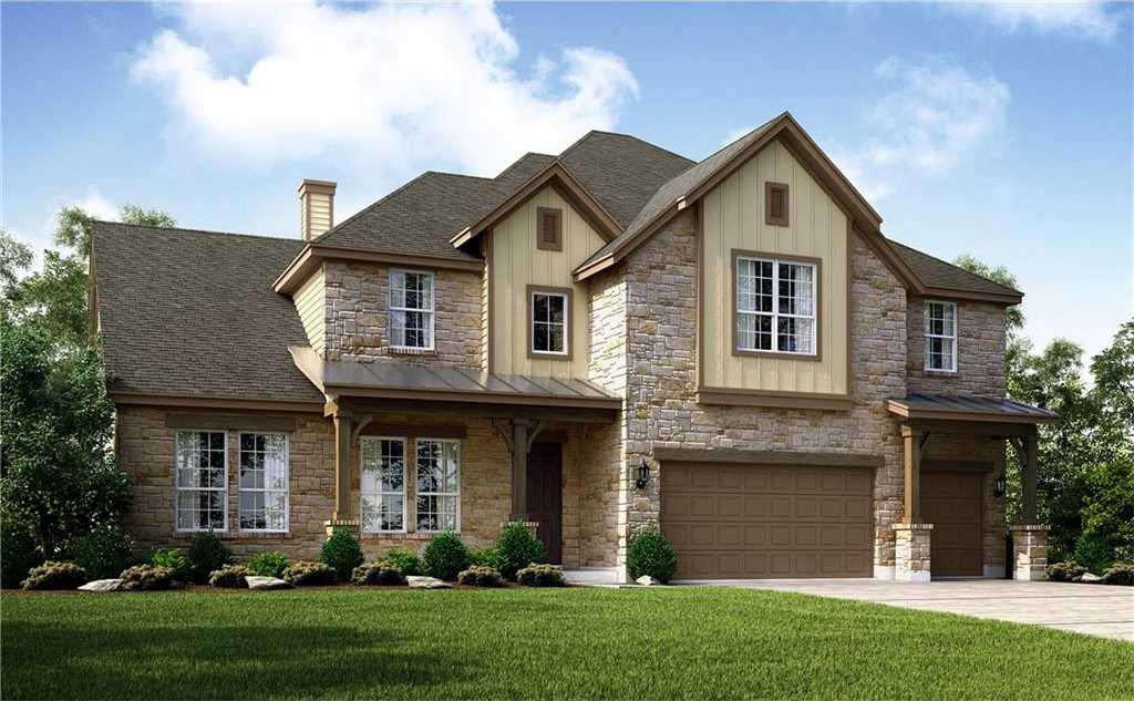 $446,375 - 4Br/4Ba -  for Sale in Lot 9 Blk A Lakeside At Blackhawk Iii Phs I, Pflugerville