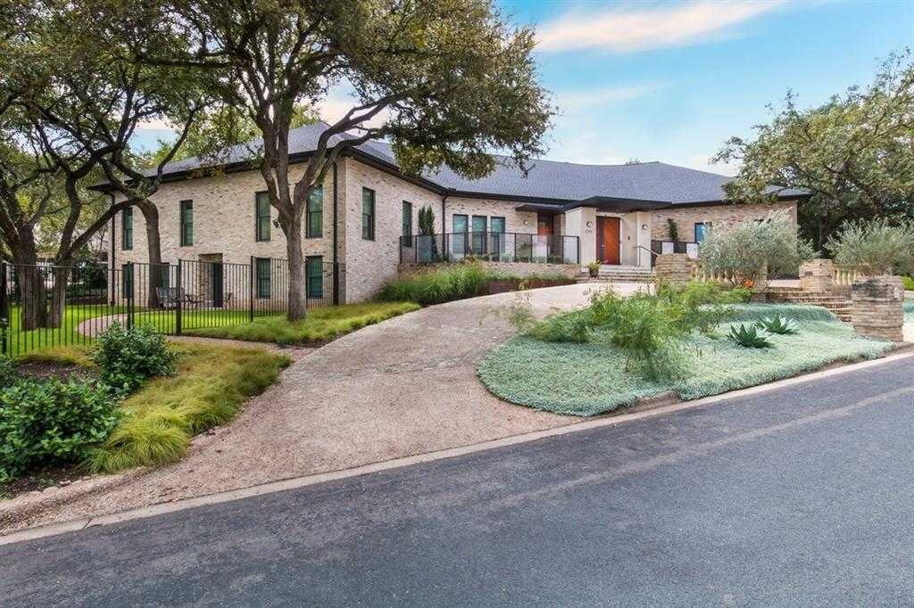 $3,750,000 - 5Br/6Ba -  for Sale in Scenic Hills Estates, Austin