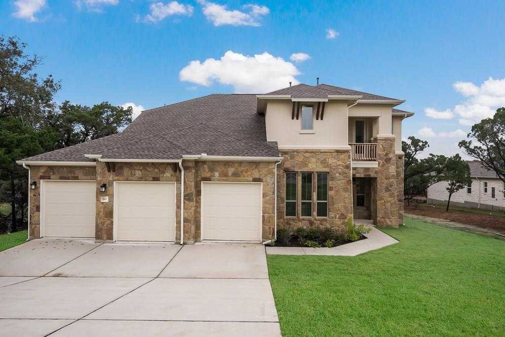 $569,660 - 4Br/3Ba -  for Sale in Legacy Trails, Dripping Springs