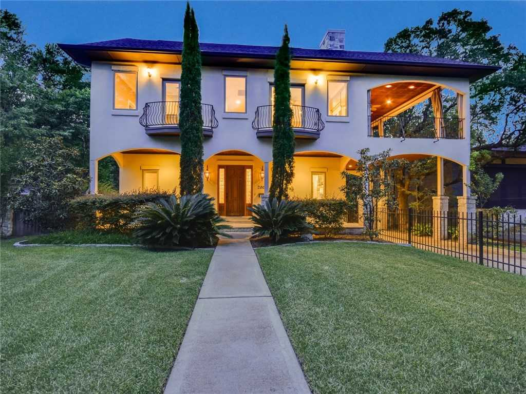 $1,395,000 - 5Br/4Ba -  for Sale in Sherwood Forest, Austin