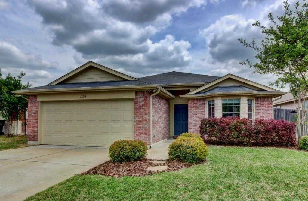 $186,990 - 3Br/2Ba -  for Sale in Brookside Ph 1, Kyle