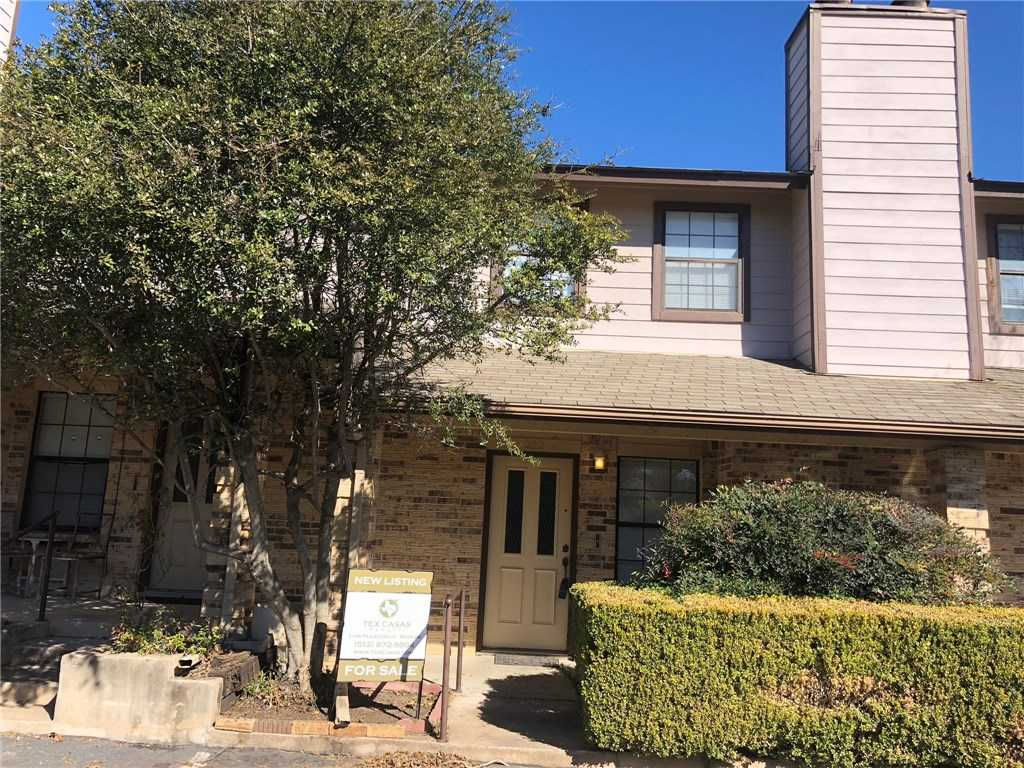 $158,900 - 2Br/2Ba -  for Sale in Holiday Square Condo Amd, Austin