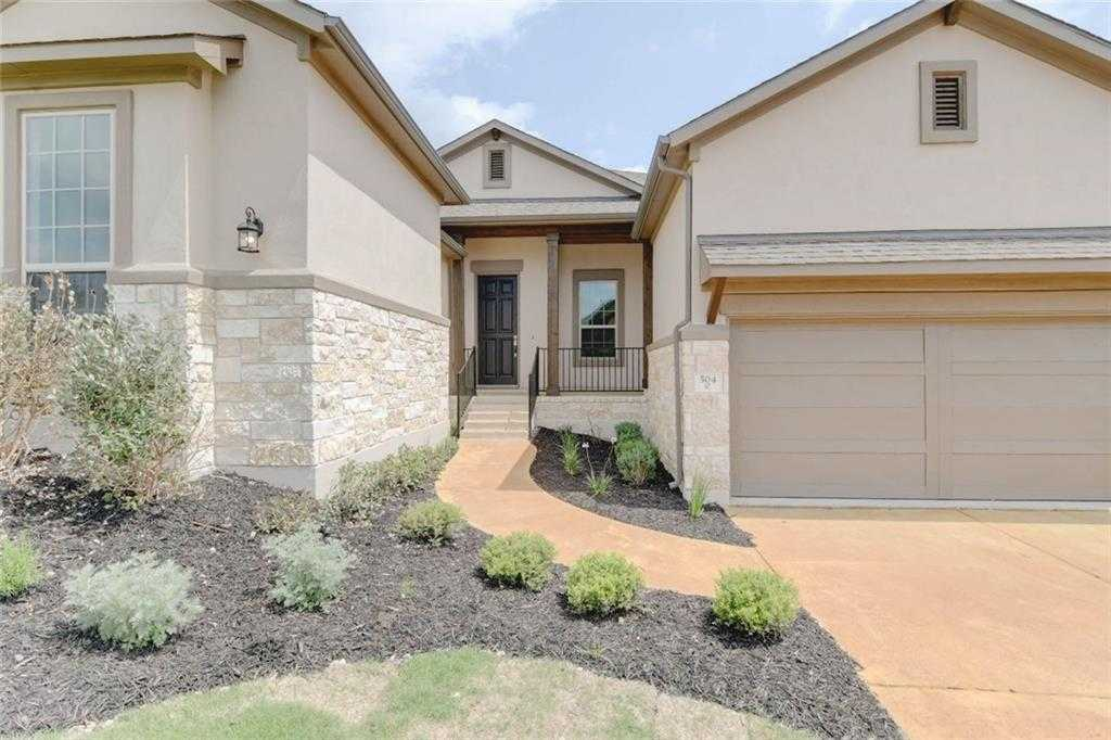 $503,781 - 3Br/3Ba -  for Sale in Rough Hollow, Lakeway