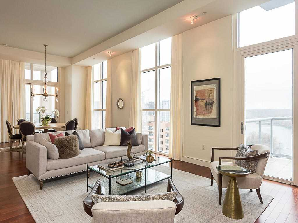 $2,000,000 - 2Br/3Ba -  for Sale in Town Lake Residences Condo, Austin