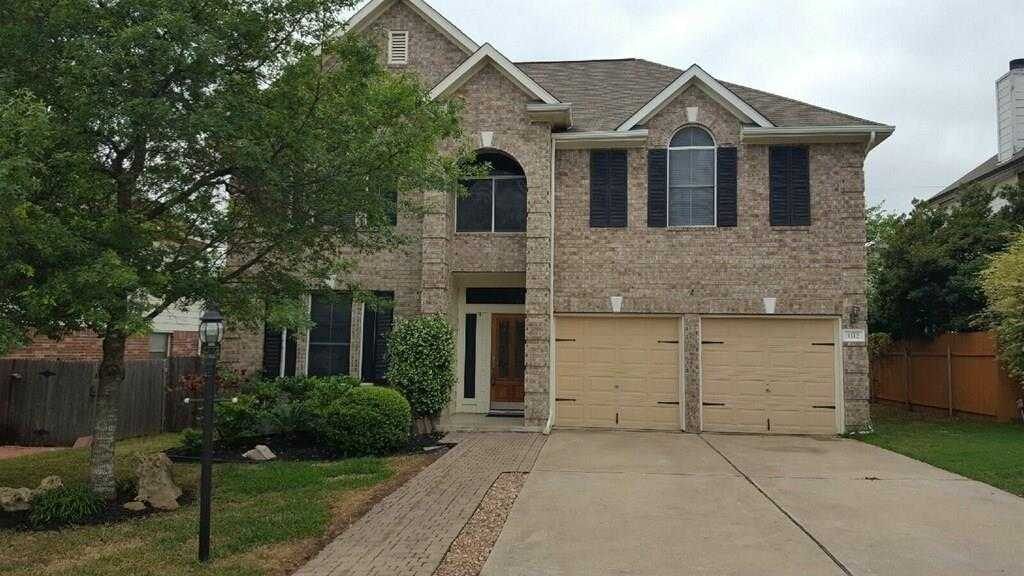 - 4Br/3Ba -  for Sale in Eagle Ridge Sec 02 Amd, Round Rock