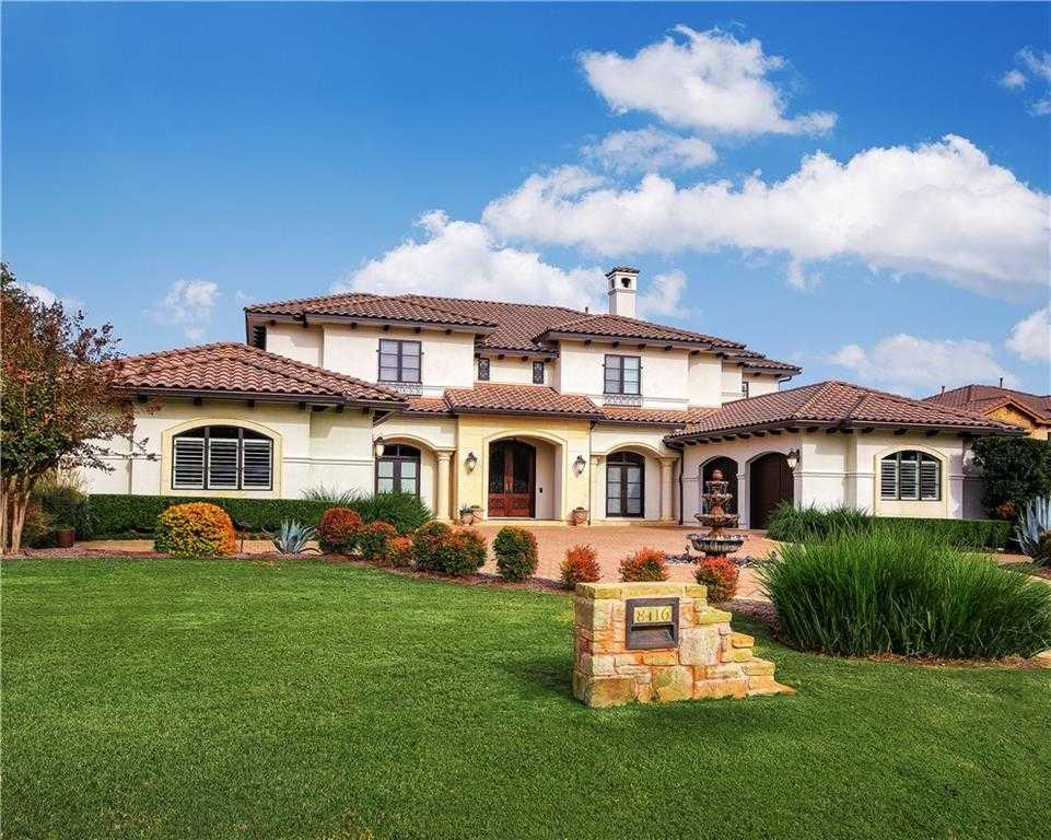 $2,195,000 - 5Br/6Ba -  for Sale in Barton Creek Ph 02 Sec H, Austin