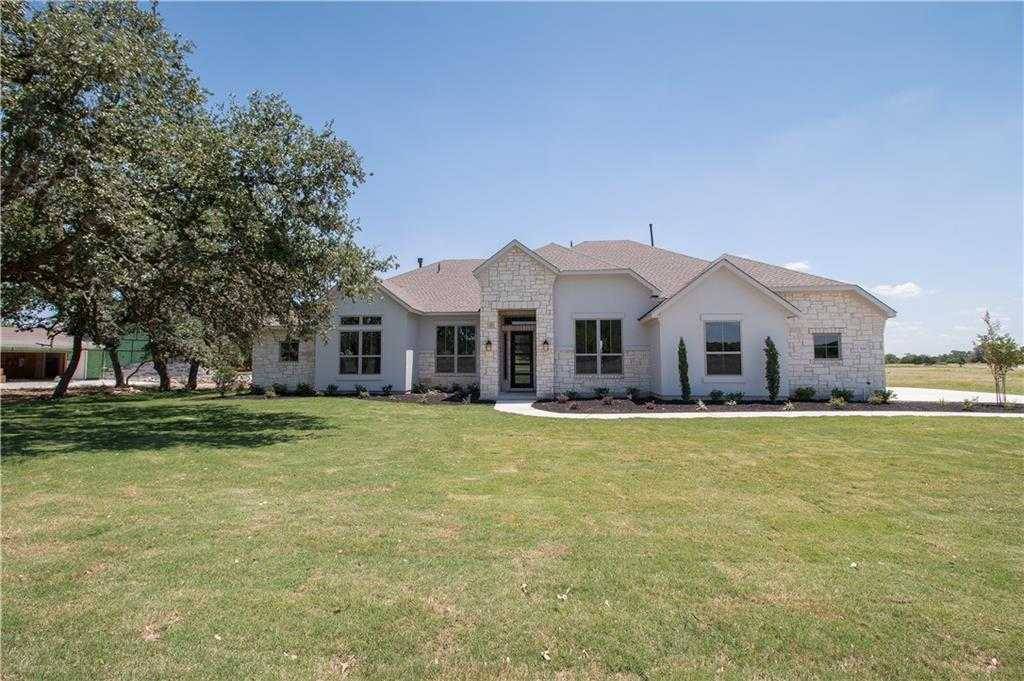 $681,655 - 4Br/4Ba -  for Sale in Bunker Ranch Estates, Dripping Springs
