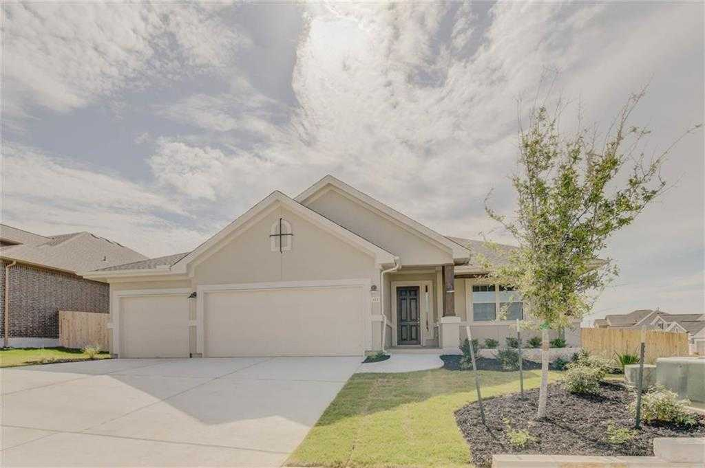 $380,770 - 3Br/3Ba -  for Sale in Founders Ridge, Dripping Springs