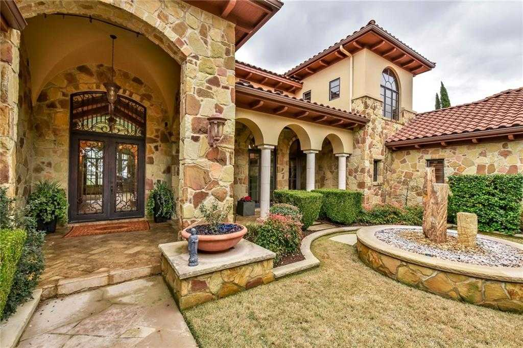 $2,795,000 - 5Br/6Ba -  for Sale in Barton Creek Sec J Ph 02, Austin