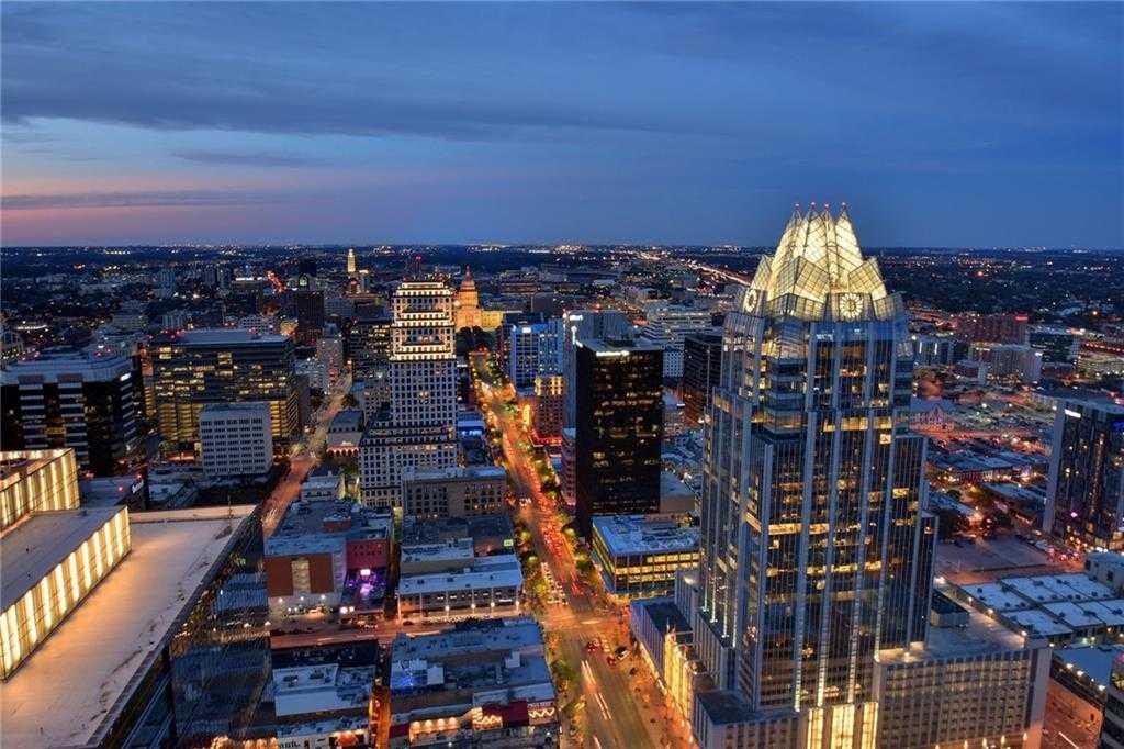 $3,750,000 - 3Br/4Ba -  for Sale in Austonian Condo Community, Austin