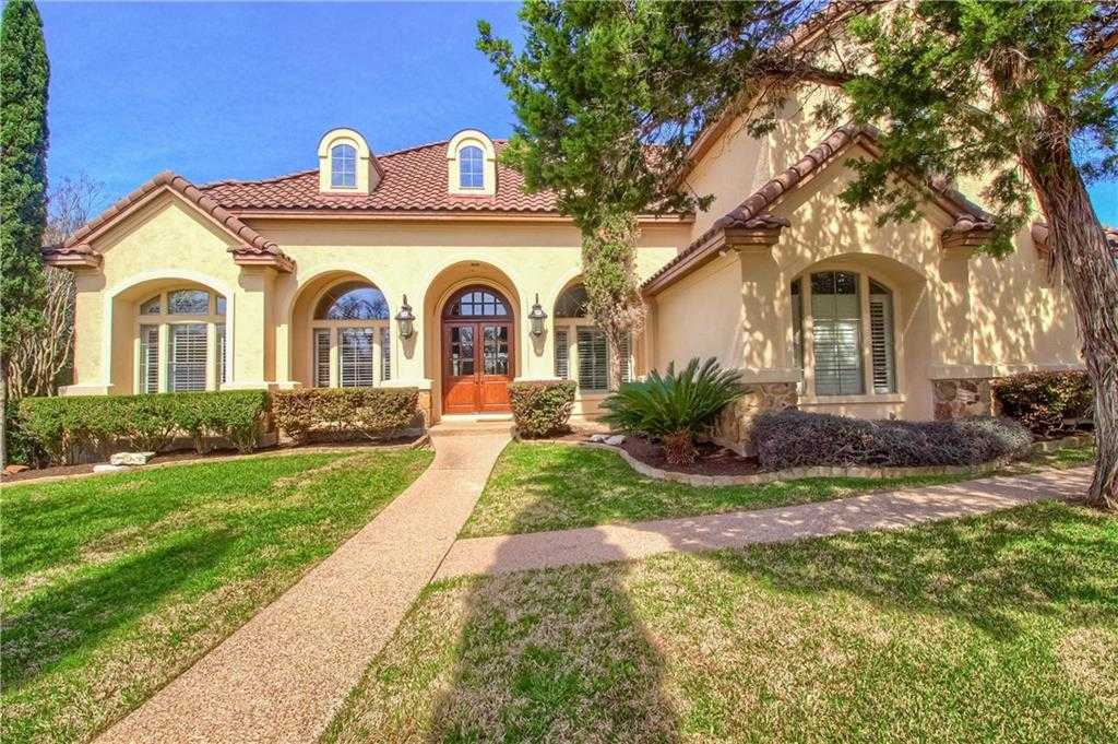 $899,000 - 5Br/5Ba -  for Sale in Estates Lakeway Hills Sec 02, Austin