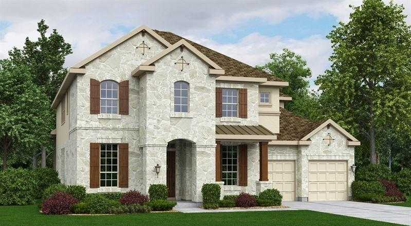 $733,860 - 5Br/4Ba -  for Sale in Overlook 75's At The Ranch At Brushy Creek, Cedar Park