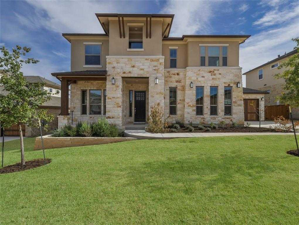 $726,375 - 5Br/5Ba -  for Sale in Overlook 75's At The Ranch At Brushy Creek, Cedar Park