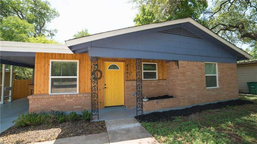 $334,000 - 3Br/1Ba -  for Sale in Park Forest Sec 01, Austin