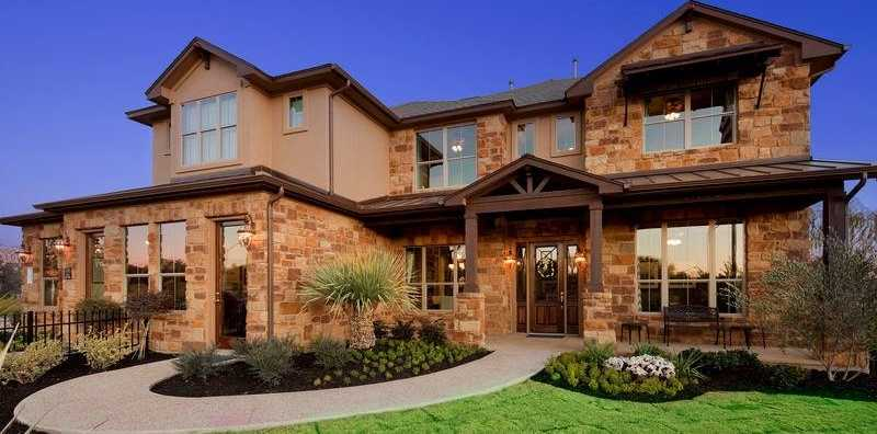 $741,365 - 5Br/5Ba -  for Sale in Overlook 75's At The Ranch At Brushy Creek, Cedar Park