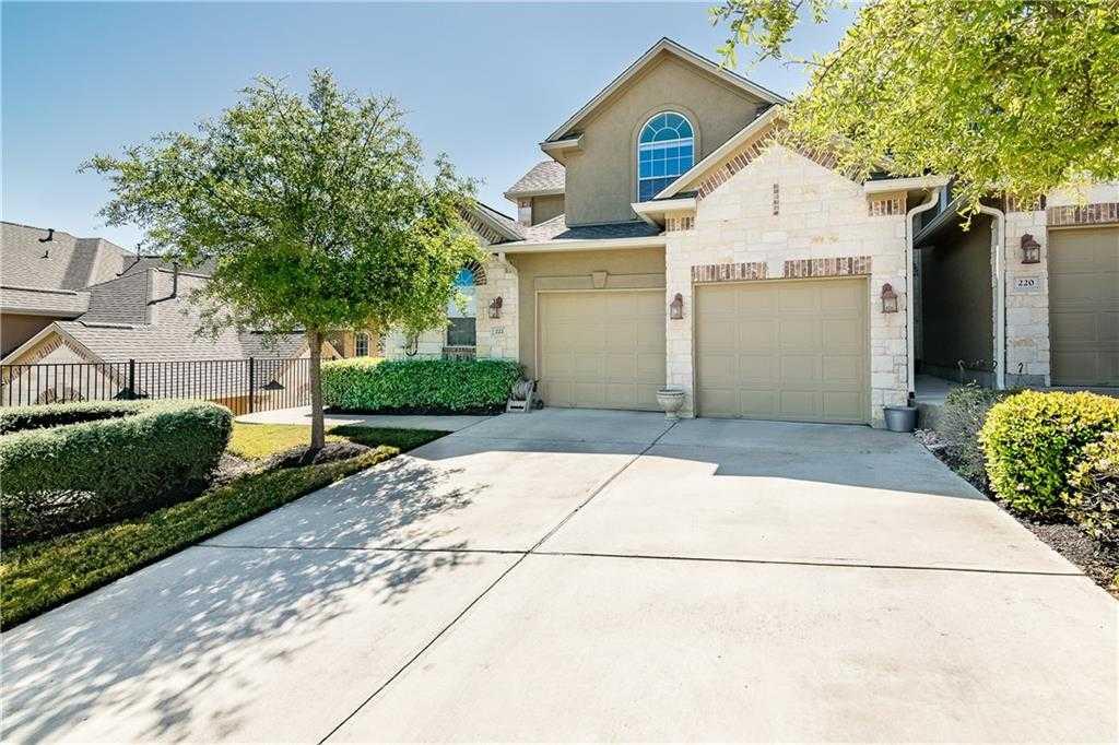$445,000 - 4Br/4Ba -  for Sale in Enclave At Alta Vista, Austin