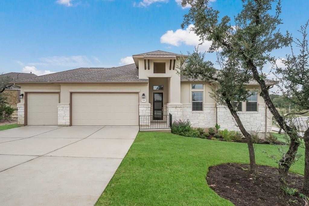 $497,000 - 4Br/3Ba -  for Sale in Legacy Trails, Dripping Springs