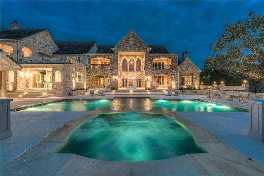 $12,500,000 - 7Br/11Ba -  for Sale in Barton Creek Sec G Ph 02, Austin