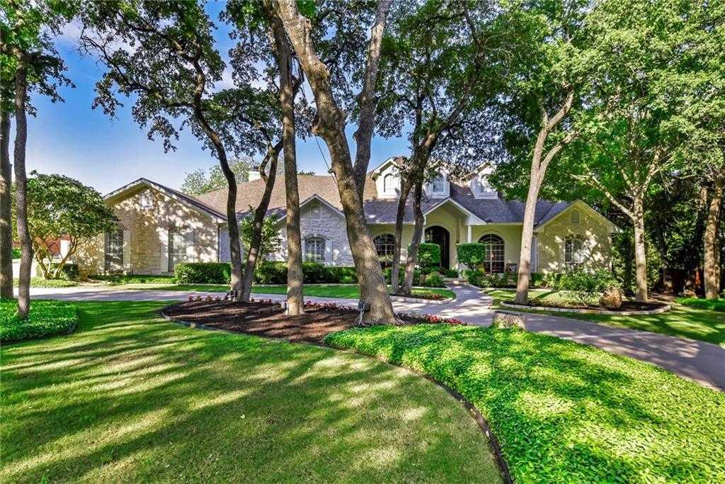 $1,890,000 - 6Br/8Ba -  for Sale in Oak Bluff Estates, Round Rock