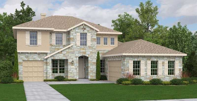 $718,820 - 5Br/5Ba -  for Sale in Overlook 75's At The Ranch At Brushy Creek, Cedar Park