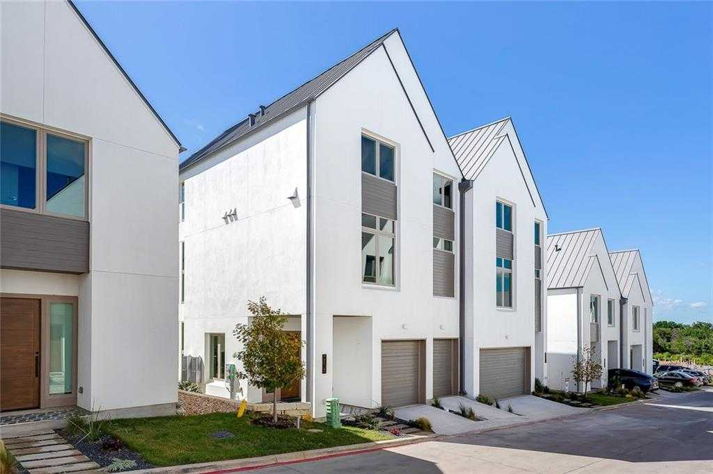 $899,000 - 4Br/5Ba -  for Sale in Walsh 360 Townhomes, Austin