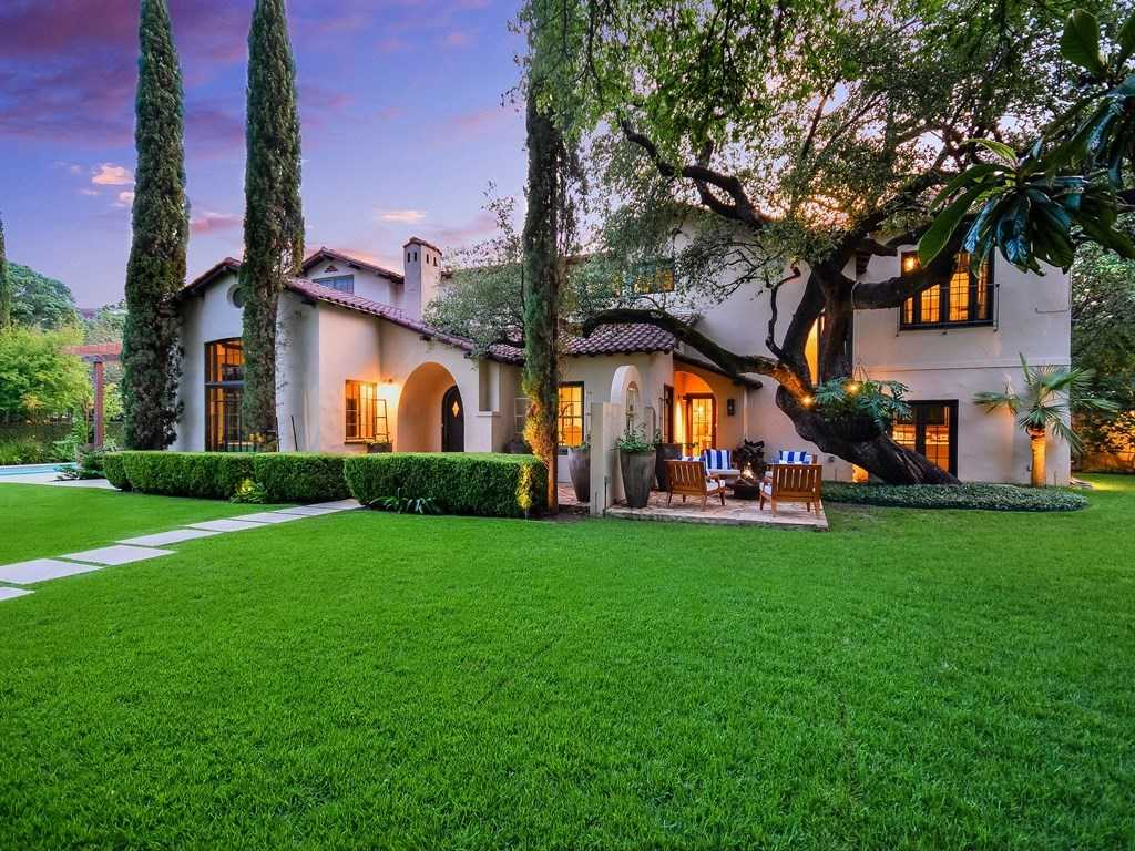 $3,600,000 - 4Br/5Ba -  for Sale in Edgemont, Austin