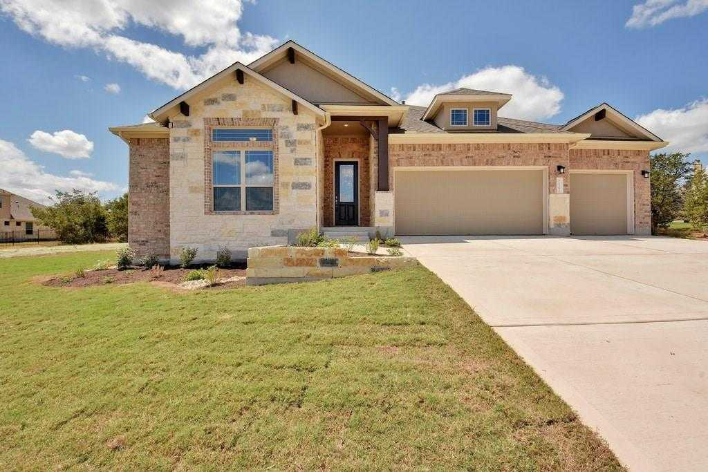 $498,990 - 4Br/3Ba -  for Sale in Harrison Hills, Dripping Springs