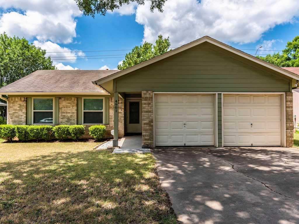 $170,000 - 3Br/2Ba -  for Sale in Creek Bend South Sec 01, Austin