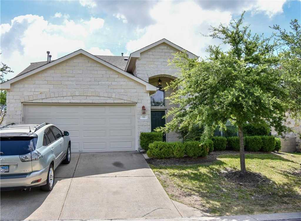 $338,000 - 4Br/3Ba -  for Sale in Courtyard At Preserve Condo T, Austin