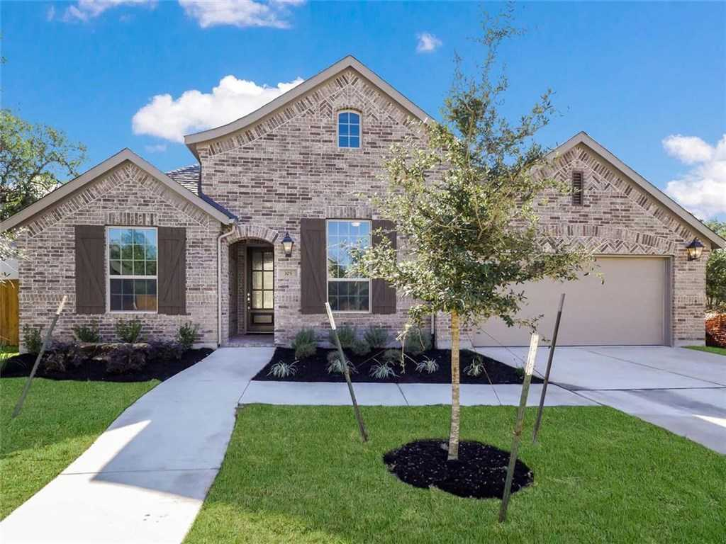 $494,378 - 4Br/3Ba -  for Sale in Parkside At Mayfield Ranch, Georgetown