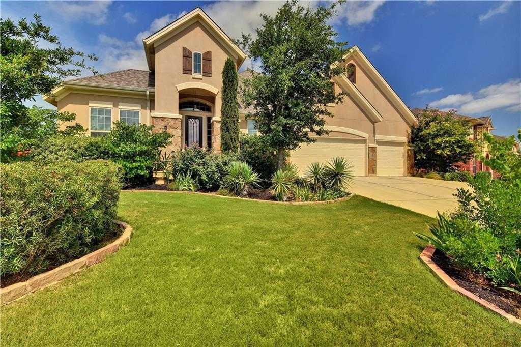 $489,500 - 3Br/3Ba -  for Sale in Sweetwater Sec 1 Village G-2, Austin