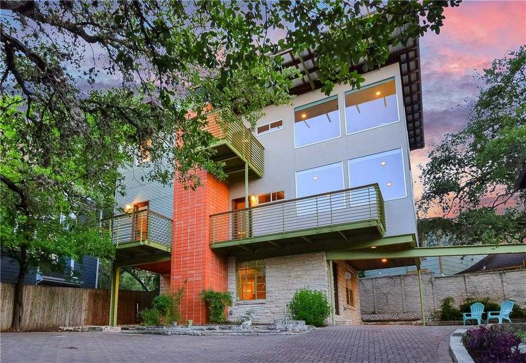 $699,000 - 3Br/3Ba -  for Sale in Travis Heights, Austin