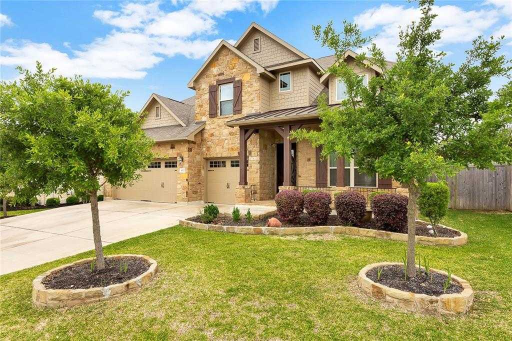 $479,900 - 5Br/4Ba -  for Sale in Teravista Sec 17b, Round Rock